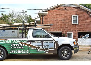 Winston Salem garage door repair Carolina Garage Door