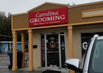 Charleston pet grooming Carolina Grooming