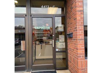 Charlotte occupational therapist Carolina Pediatric Therapy