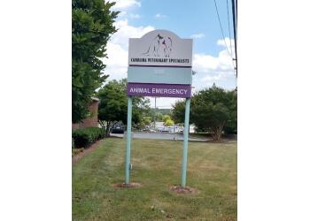 Winston Salem veterinary clinic Carolina Veterinary Specialists