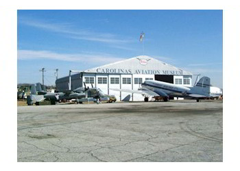 Charlotte places to see Carolinas Aviation Museum