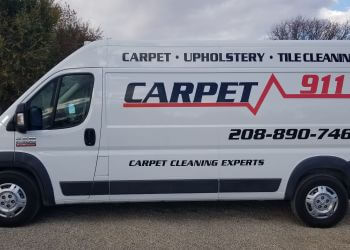 Boise City carpet cleaner Carpet 911