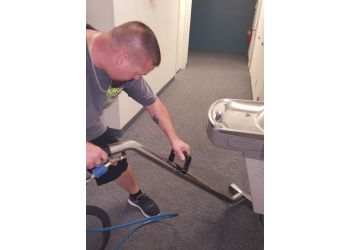 Mobile carpet cleaner Carpet Cleaning Nurse's Touch