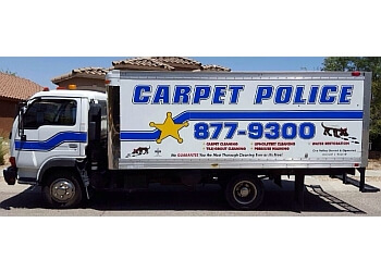 Tucson carpet cleaner Carpet Police