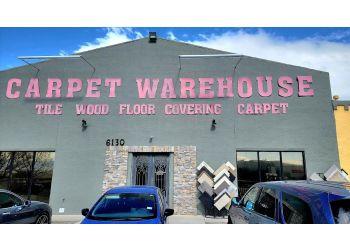 El Paso flooring store Carpet Warehouse