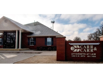 Oklahoma City consumer protection lawyer Carr & Carr