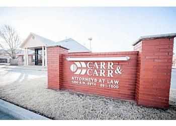 Oklahoma City medical malpractice lawyer Carr & Carr