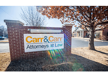 Tulsa medical malpractice lawyer Carr & Carr Attorneys at Law