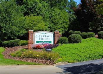 Greensboro assisted living facility Carriage House Senior Living Community