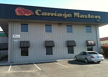 Bakersfield auto body shop Carriage Masters, Inc.