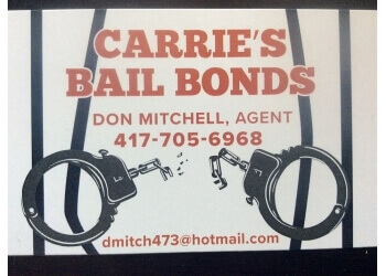 Springfield bail bond Carrie's Bail Bonds