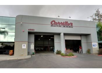 San Diego auto body shop Carrillo & Sons Collision Center