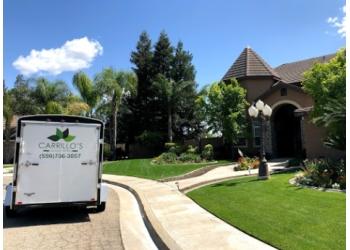 Visalia lawn care service Carrillo's Landscaping