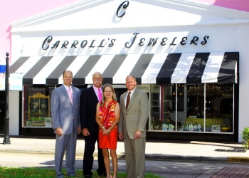 Fort Lauderdale jewelry Carroll's Jewelers