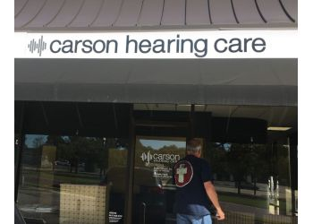 Fort Worth audiologist Carson Hearing Care