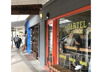 Scottsdale cafe Cartel Coffee Lab
