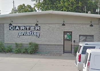 Des Moines printing service Carter Printing Co.