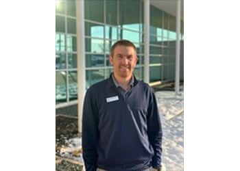 Des Moines physical therapist Carter Trager, PT, DPT - Select Physical Therapy