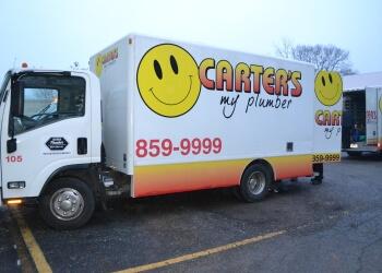 Indianapolis plumber Carter's My Plumber LLC