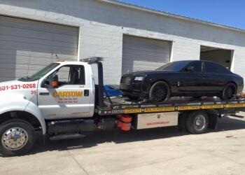 Salt Lake City towing company Cartow Towing