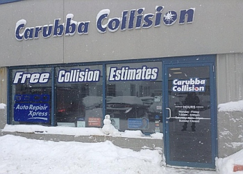 Buffalo auto body shop Carubba Collision