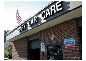 Cary car repair shop Cary Car Care