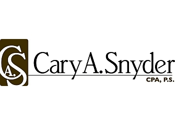 Spokane accounting firm Cary a Snyder CPA p.s.
