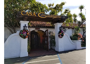San Diego mexican restaurant Casa Guadalajara