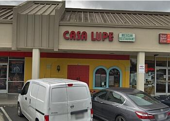 Sunnyvale mexican restaurant Casa Lupe