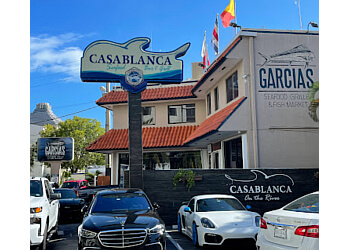 Miami seafood restaurant Casablanca Seafood Bar & Grill