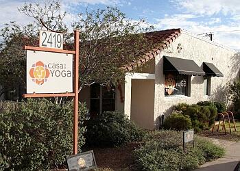 El Paso yoga studio Casa de Yoga