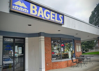 Tacoma bagel shop Cascade Bagel & Deli