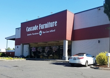 Vancouver furniture store Cascade Furniture