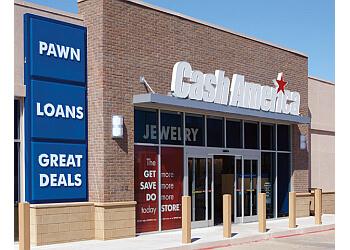 Amarillo pawn shop Cash America Pawn