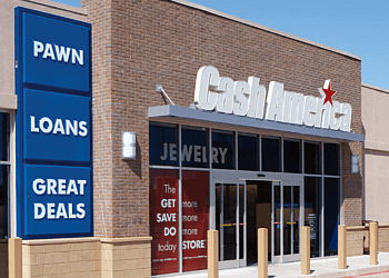 Brownsville pawn shop Cash America Pawn