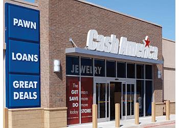 Dallas pawn shop Cash America Pawn