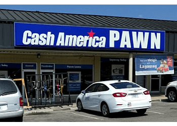 Knoxville pawn shop Cash America Pawn