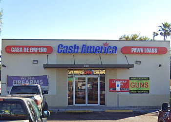 Laredo pawn shop Cash America Pawn