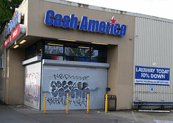 Seattle pawn shop Cash America Pawn
