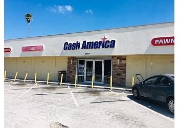 St Petersburg pawn shop Cash America Pawn