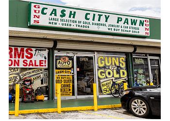 Jacksonville pawn shop Cash City Pawn