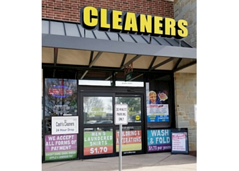 Frisco dry cleaner Cash's Cleaners