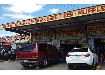 San Antonio car repair shop Casias Tire Shop
