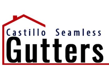 Austin gutter cleaner Castillo Seamless Gutters