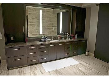 North Las Vegas custom cabinet Castle Cabinets Inc.