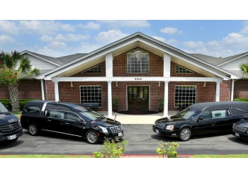 San Antonio funeral home Castle Ridge Mortuary