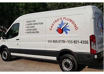McAllen plumber Castro's Plumbing