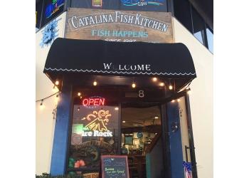 Costa Mesa seafood restaurant Catalina Fish Kitchen