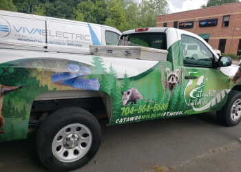 Charlotte animal removal Catawba Wildlife
