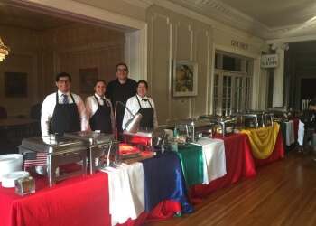 El Paso caterer Catering Solutions Inc.